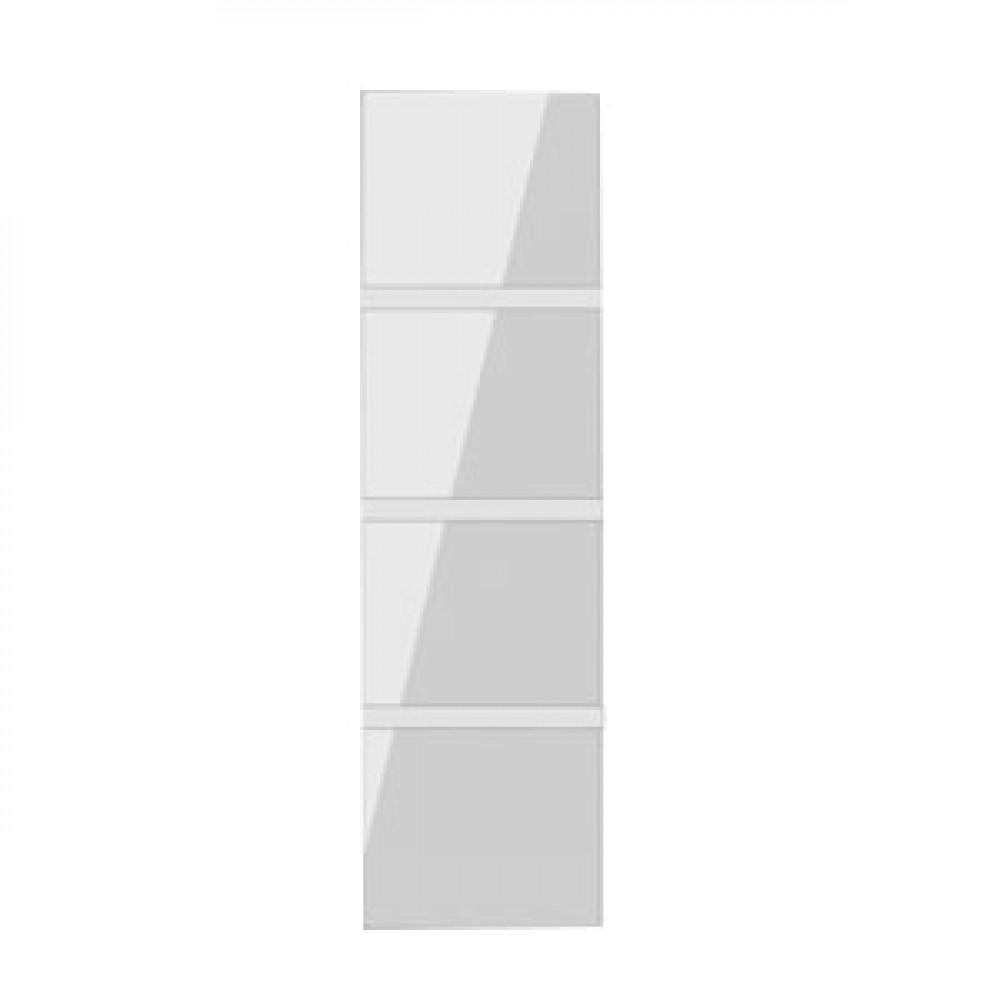 Алюминиевый радиатор VarmannSolidoGlass SG 2020.450