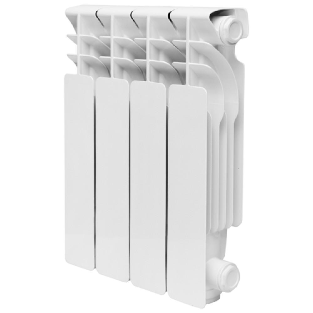Алюминиевый секционный радиатор Konner LUX 80/350, 8 секций