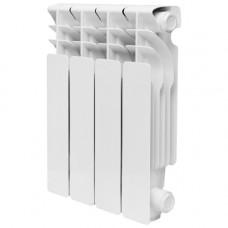 Алюминиевый секционный радиатор Konner LUX 80/350, 12 секций