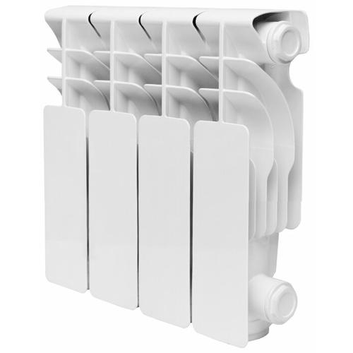 Алюминиевый секционный радиатор Konner LUX 200, 12 секций