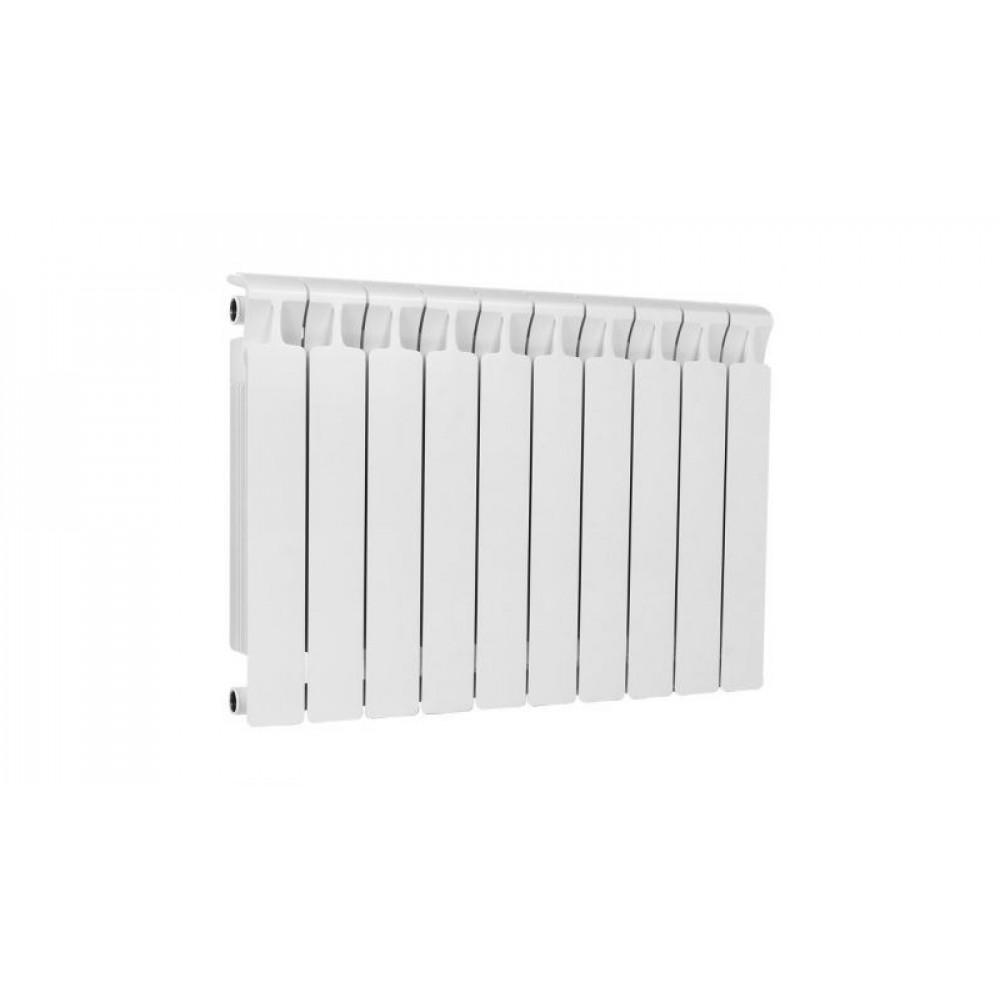 Биметаллический радиатор KonnerBimetal 80/500, 4 секции