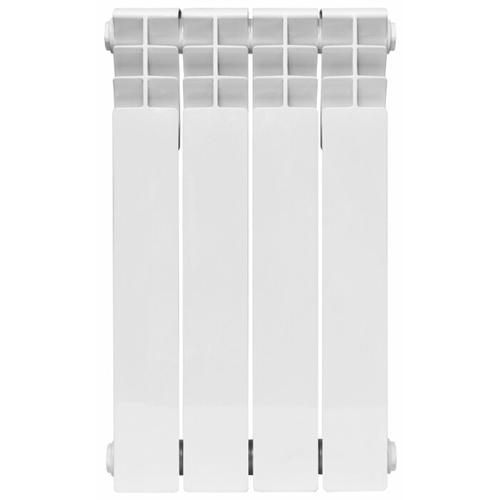 Биметаллический радиатор Konner Bimetal 80/500, 6 секции