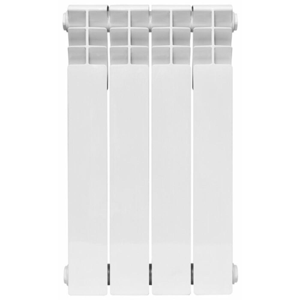 Биметаллический радиатор Konner Bimetal 80/500, 12 секции