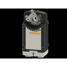Электропривод с возвр. пружиной Gruner 361C-024-20