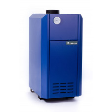 Напольный газовый котел Печкин КСГ-40 (авт. EUROSIT) Синий