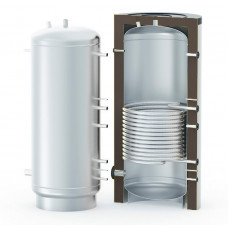 Косвенный водонагреватель Тепловъ ТБ-1000