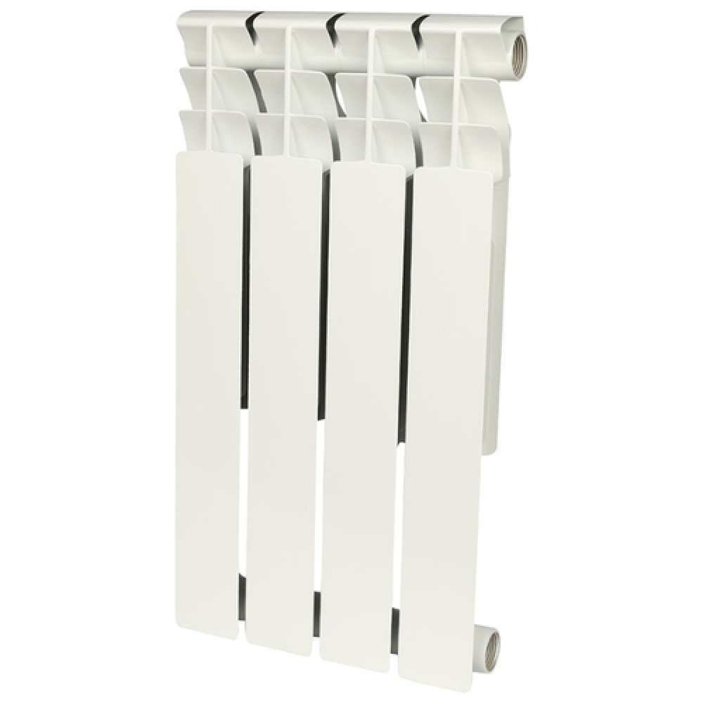 Биметаллический радиатор Roomer 500/78/ 4-секций