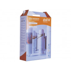 Набор префильтров ATOLL №202 для A-560, A-560E, A-560Em, A-560 Ecp, A-575, A-575E, A-575Ecp