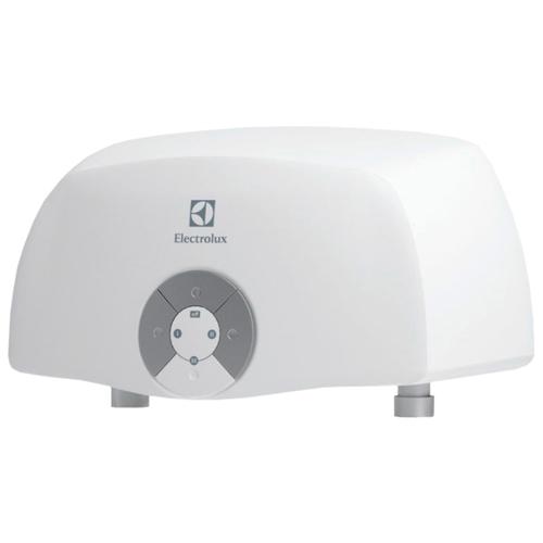 Электрический проточный водонагреватель Electrolux Smartfix 2.0 T (3,5 kW) - кран