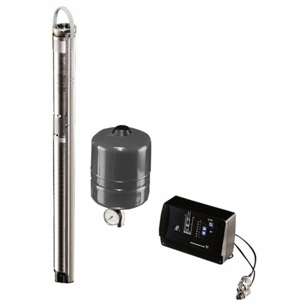 Скважинный насос Grundfos SQE 2 - 55 с кабелем 40 м