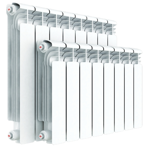 Алюминиевый радиатор Rifar Alum 350 x10