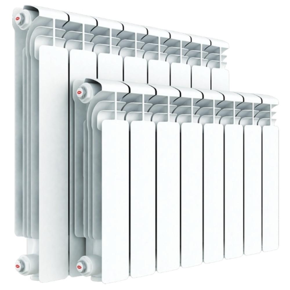 Алюминиевый радиатор Rifar Alum Ventil 500 x8