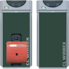 Комбинированный котел Ctc CL Wirbex-S 30 Ctc-R