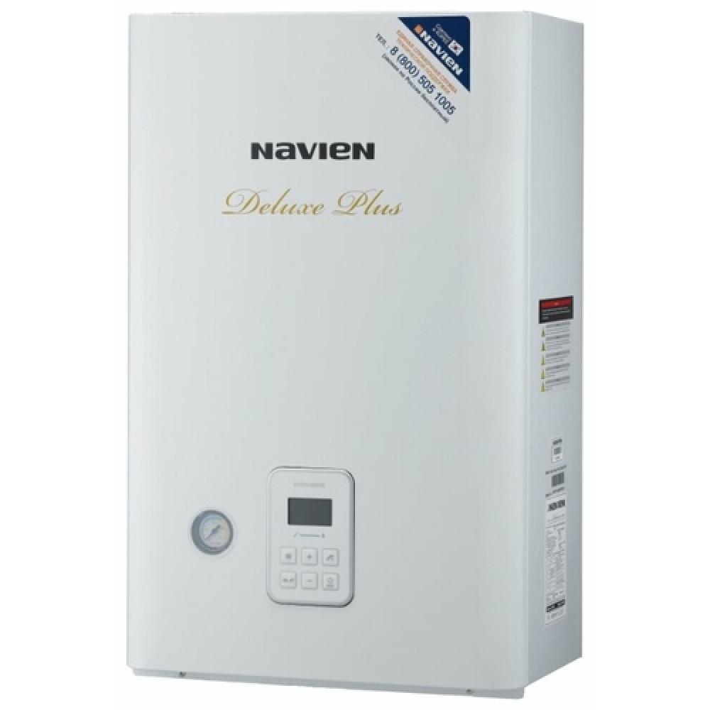 Газовый котел Navien Deluxe PLUS -13K Coaxial
