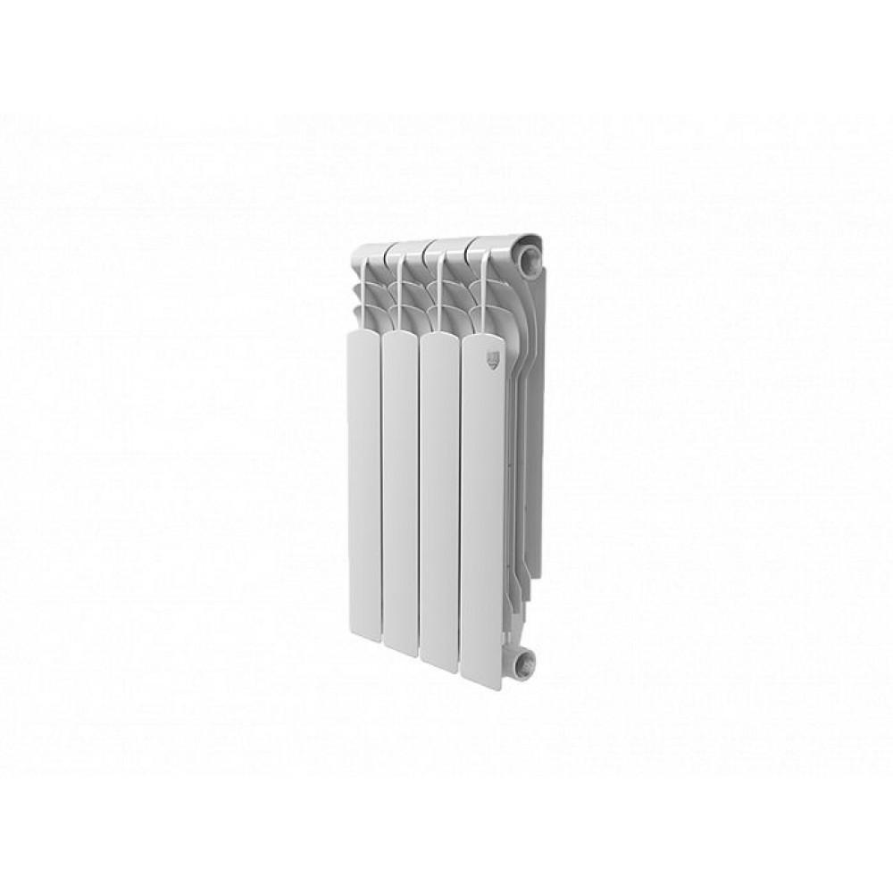 Биметаллический радиатор Royal Thermo Revolution Bimetall 500-4 секция