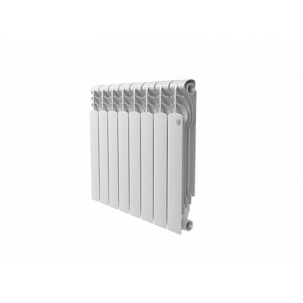 Биметаллический радиатор Royal Thermo Revolution Bimetall 500-8 секция