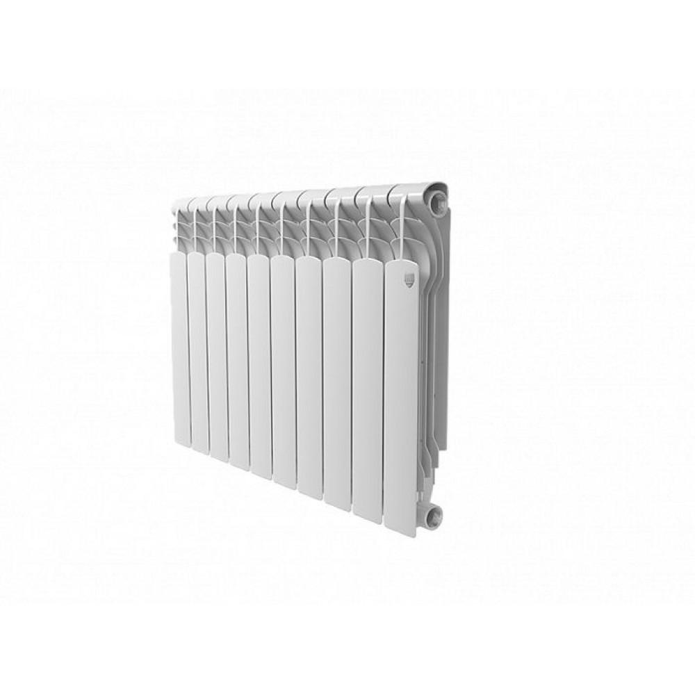 Биметаллический радиатор Royal Thermo Revolution Bimetall 500-10 секция