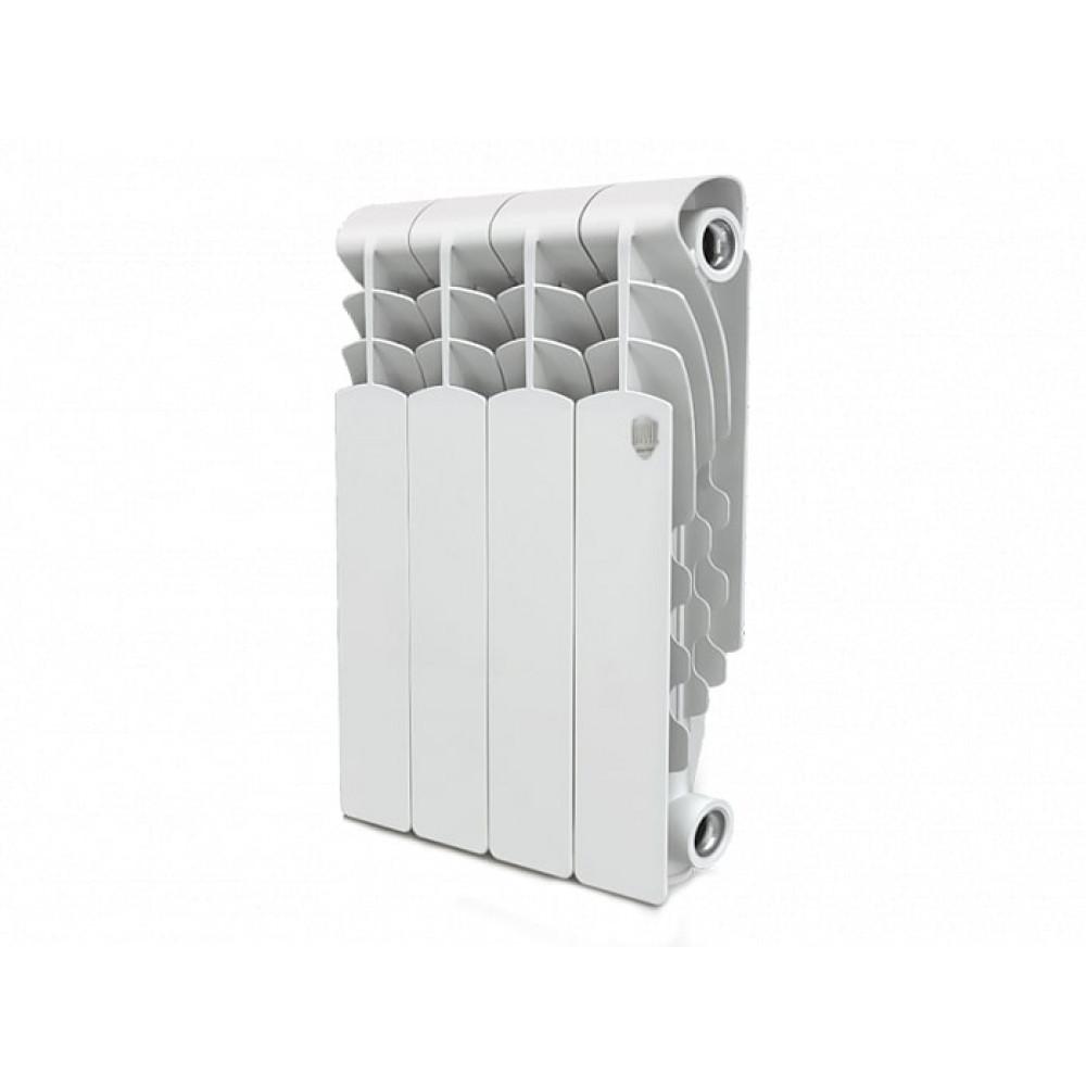 Биметаллический радиатор Royal Thermo Revolution Bimetall 350-4 секция