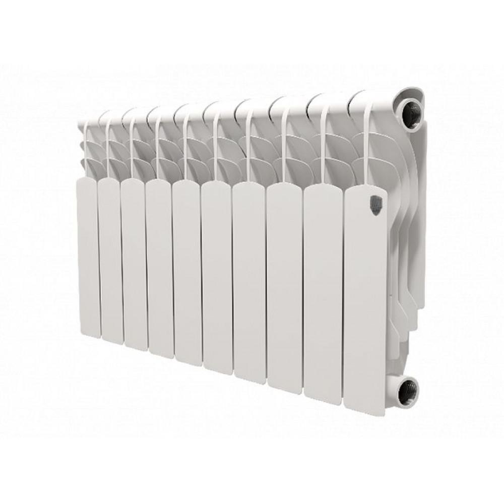 Биметаллический радиатор Royal Thermo Revolution Bimetall 350-10 секция