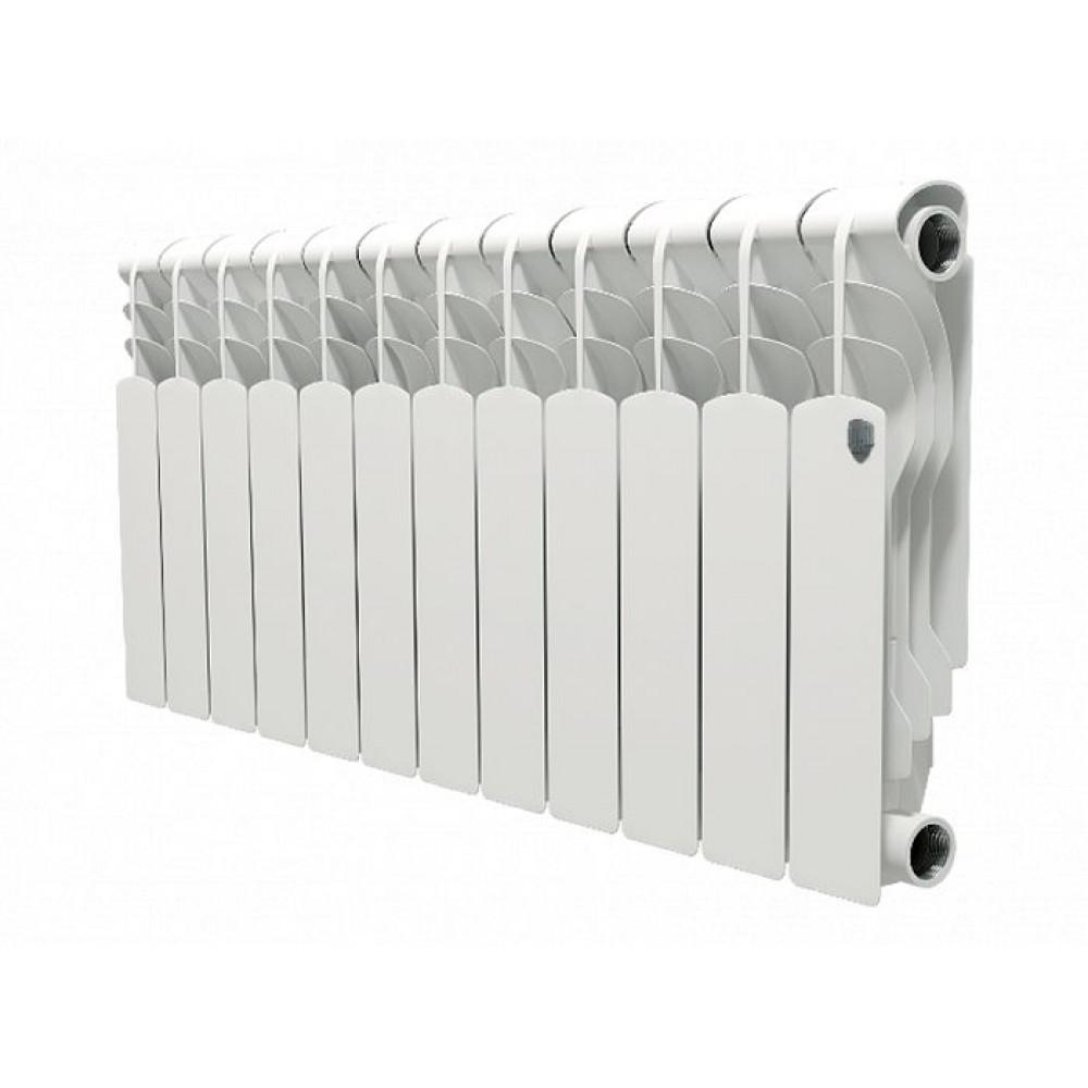 Биметаллический радиатор Royal Thermo Revolution Bimetall 350-12 секция