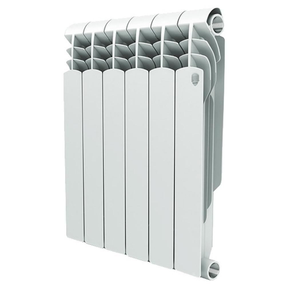 Биметаллический радиатор Royal Thermo Vittoria 500-6 секция