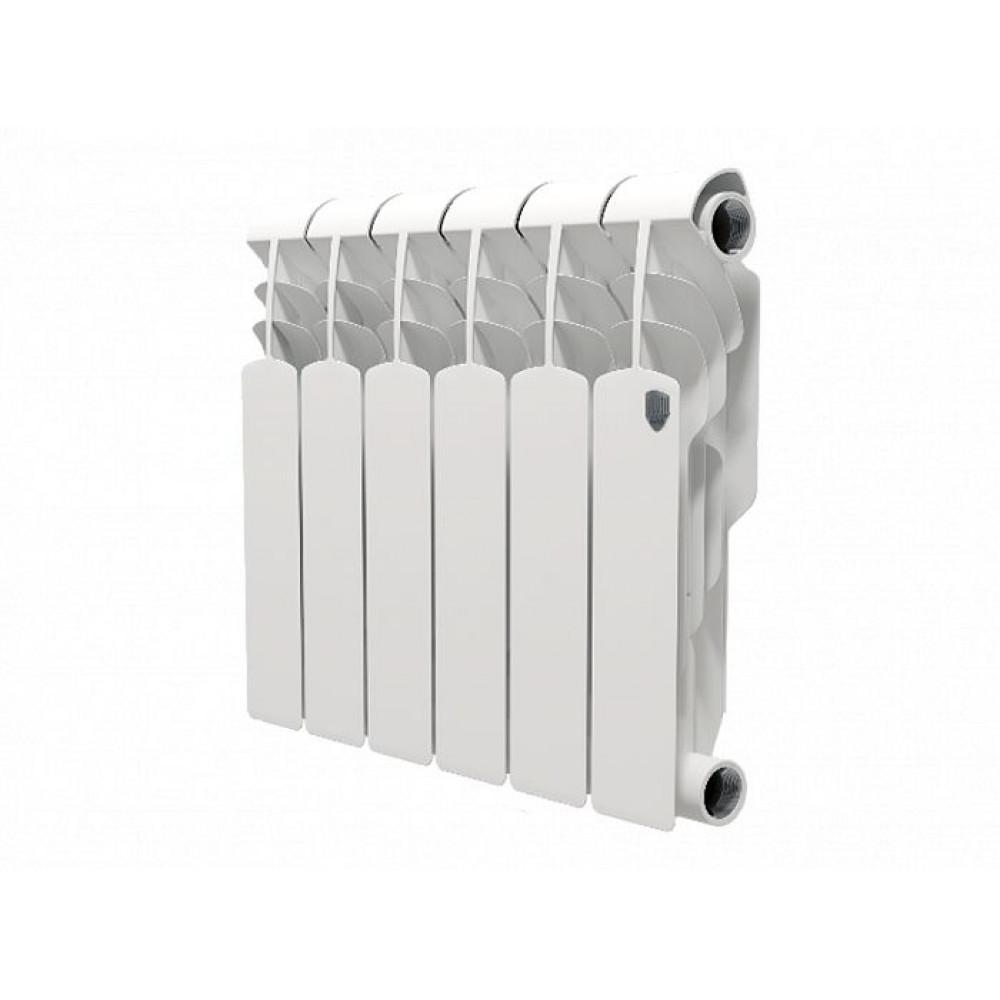 Биметаллический радиатор Royal Thermo Vittoria 350-6 секция