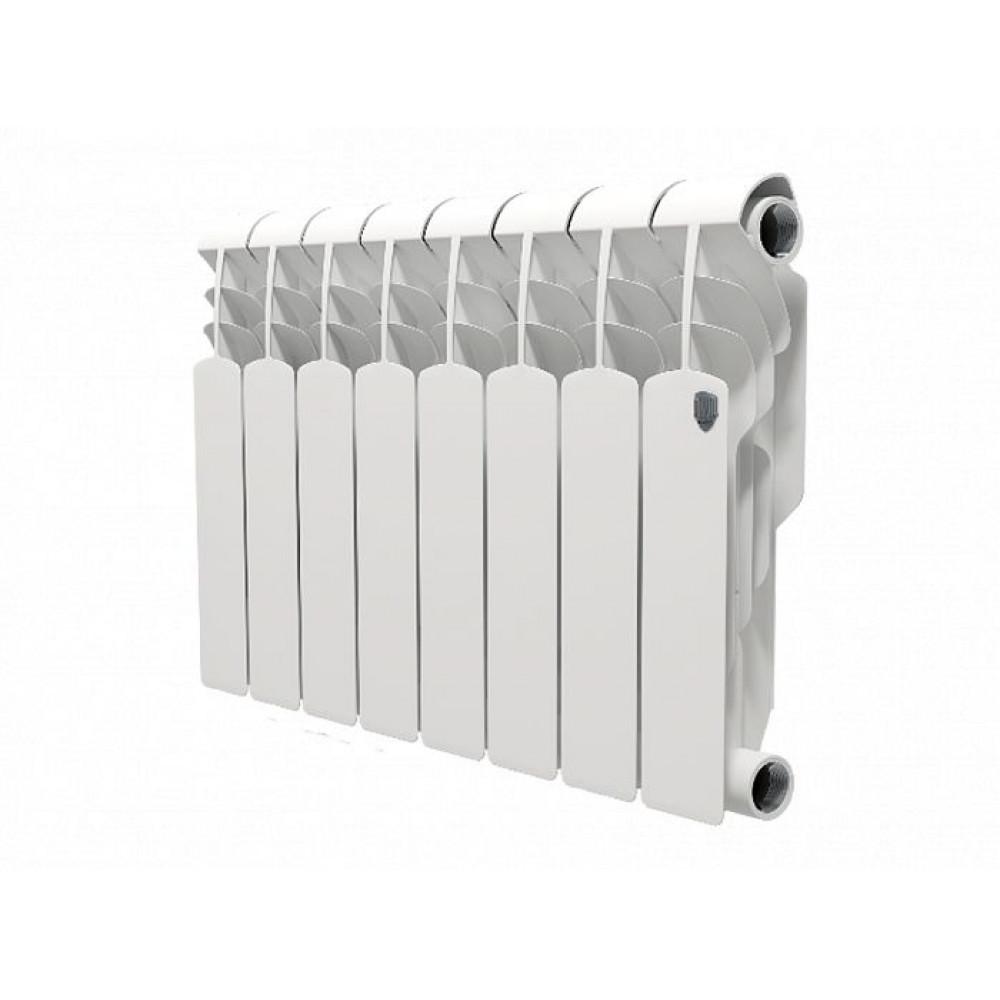 Биметаллический радиатор Royal Thermo Vittoria 350-8 секция