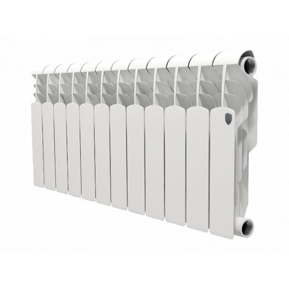 Биметаллический радиатор Royal Thermo Vittoria 350-12 секция