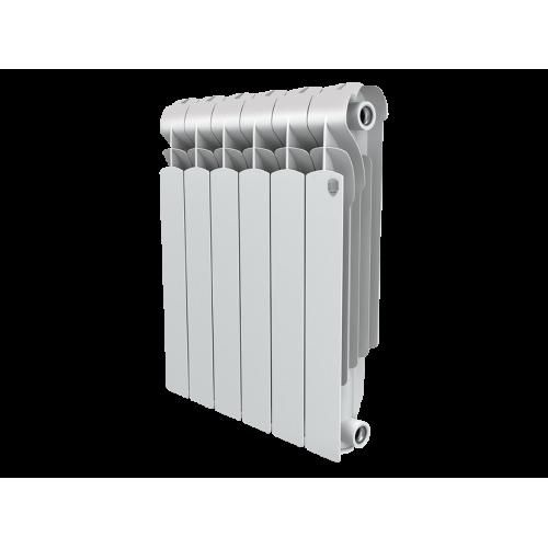 Алюминиевый радиатор Royal Thermo Indigo 500-4 секция