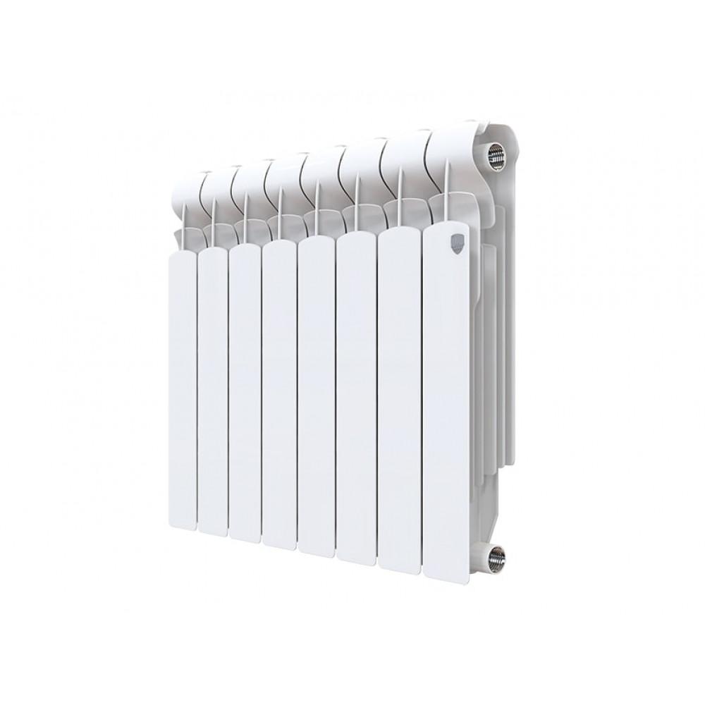 Алюминиевый радиатор Royal Thermo Indigo 500-8 секция
