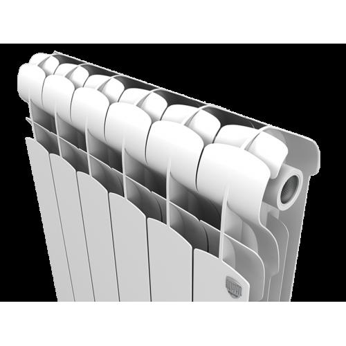Алюминиевый радиатор Royal Thermo Indigo 500-10 секция
