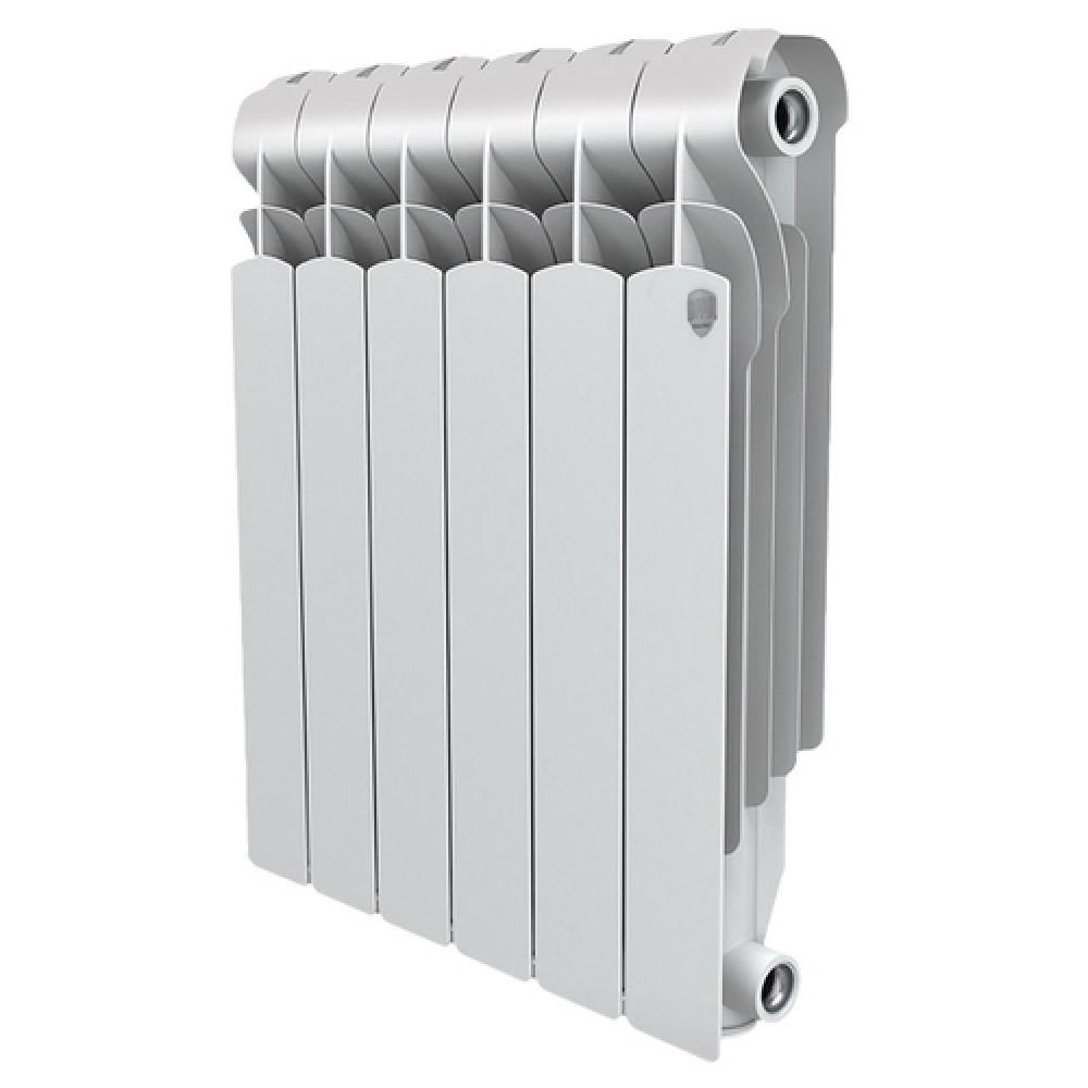 Алюминиевый радиатор Royal Thermo Indigo 500-12 секция