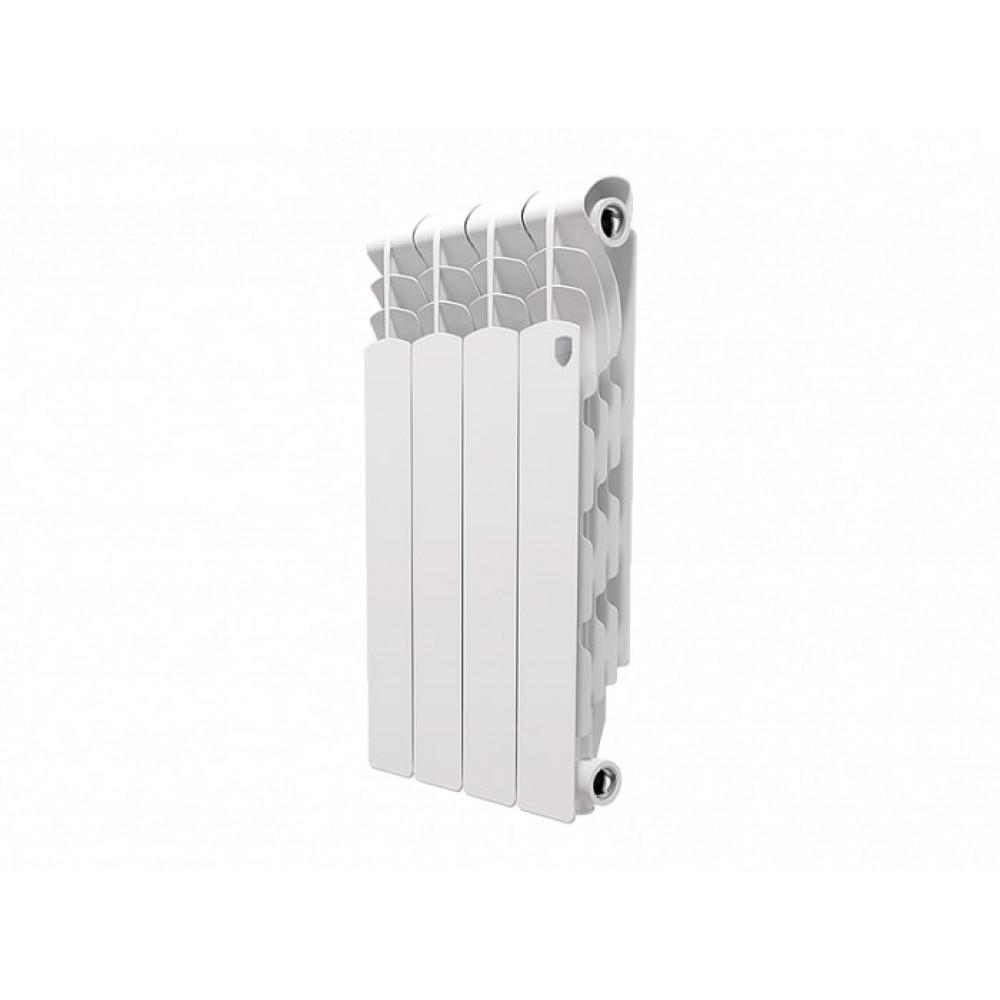 Алюминиевый радиатор Royal Thermo Revolution 500-4 секция