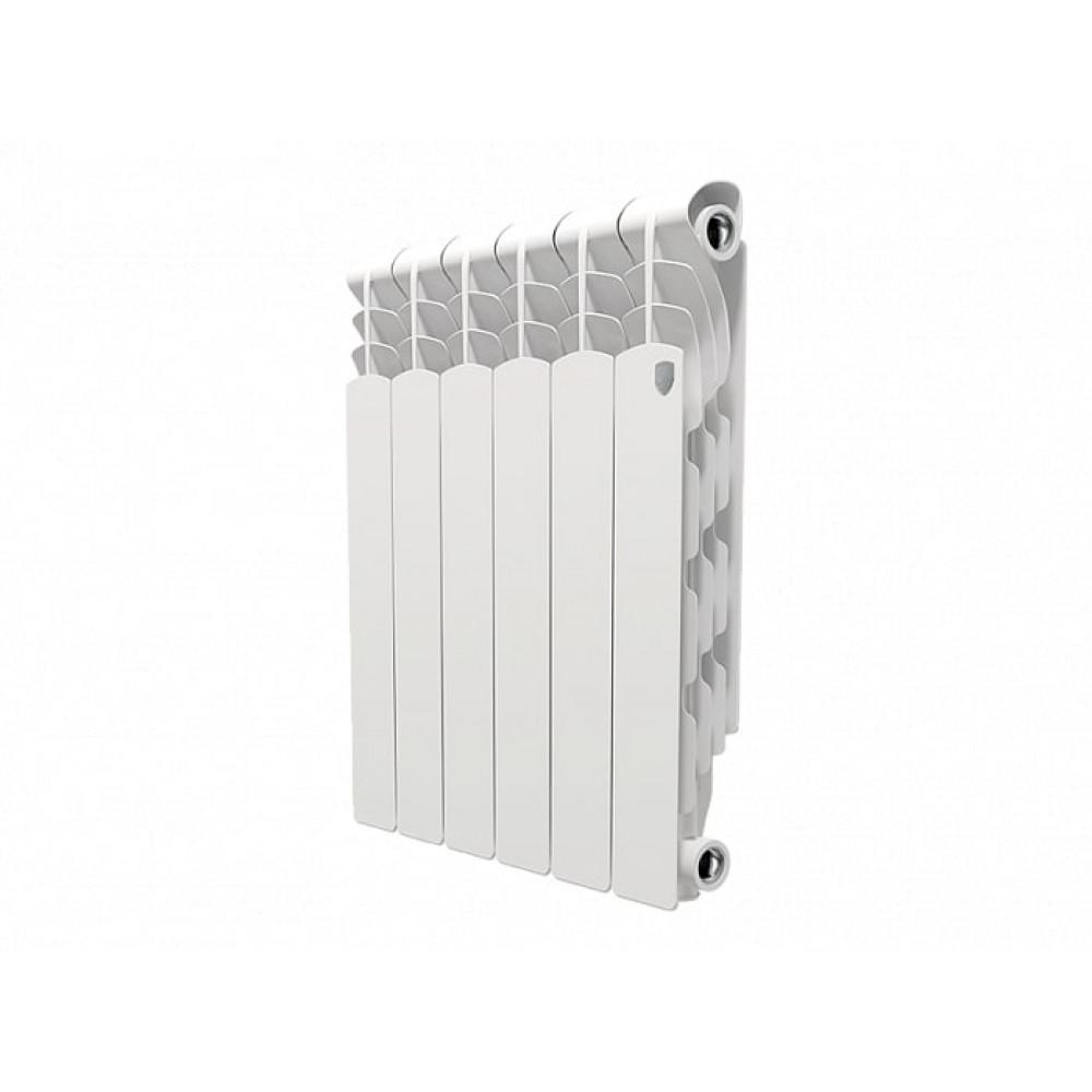 Алюминиевый радиатор Royal Thermo Revolution 500-6 секция