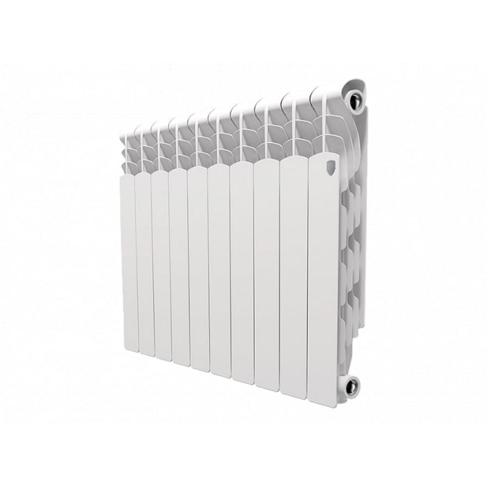Алюминиевый радиатор Royal Thermo Revolution 500-10 секция