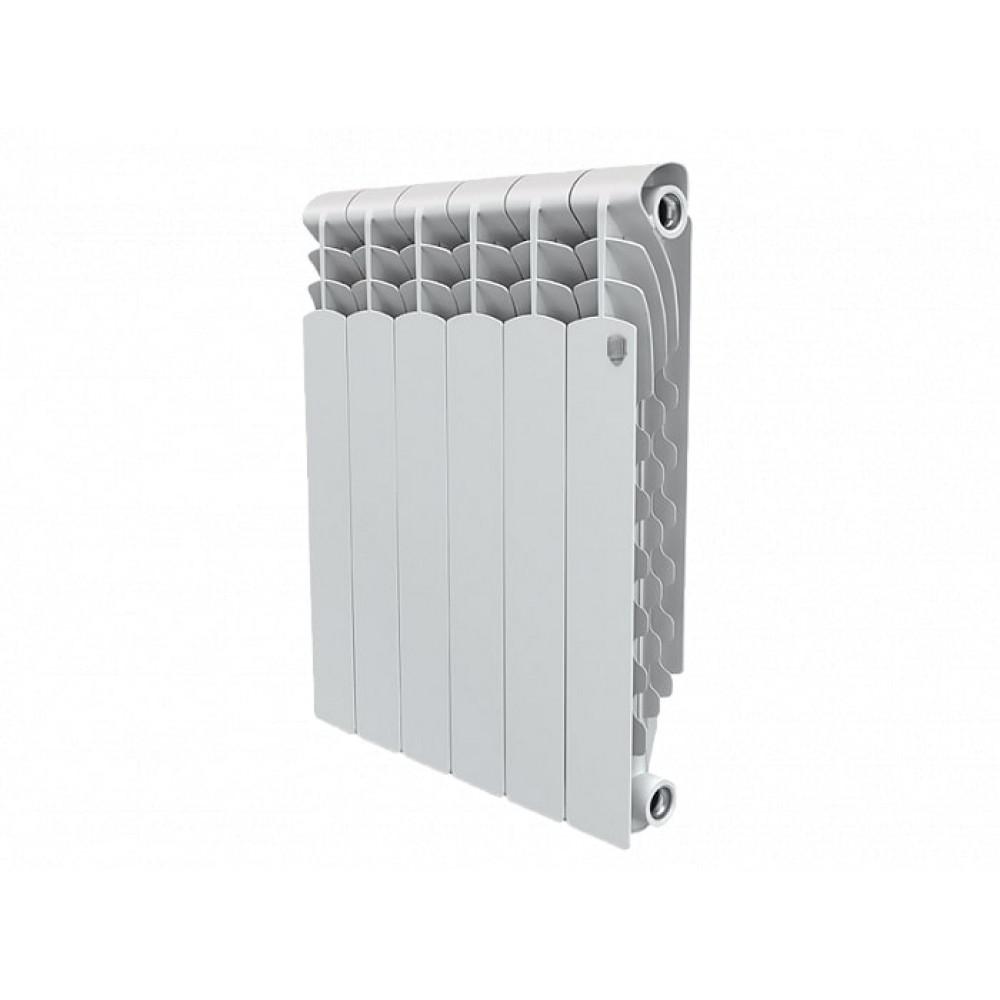 Алюминиевый радиатор Royal Thermo Revolution 350-6 секция
