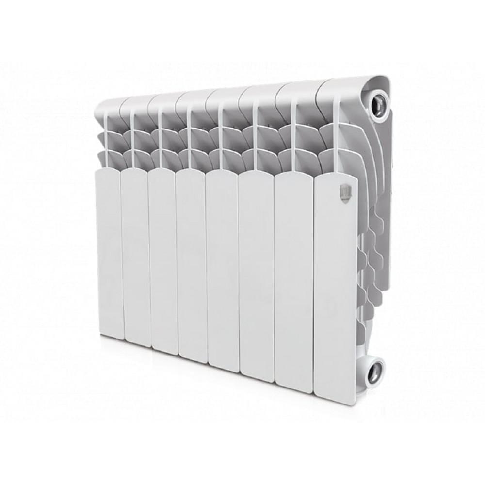 Алюминиевый радиатор Royal Thermo Revolution 350-8 секция