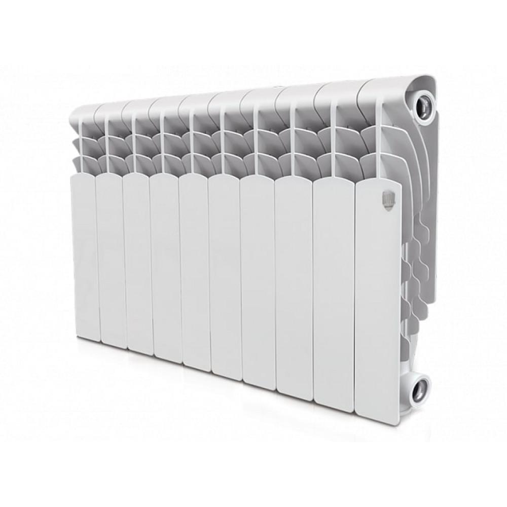Алюминиевый радиатор Royal Thermo Revolution 350-10 секция