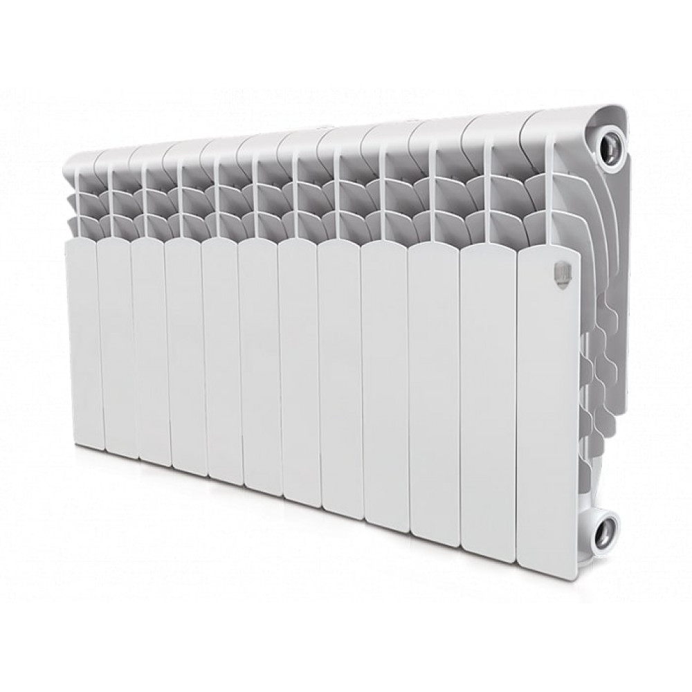 Алюминиевый радиатор Royal Thermo Revolution 350-12 секция