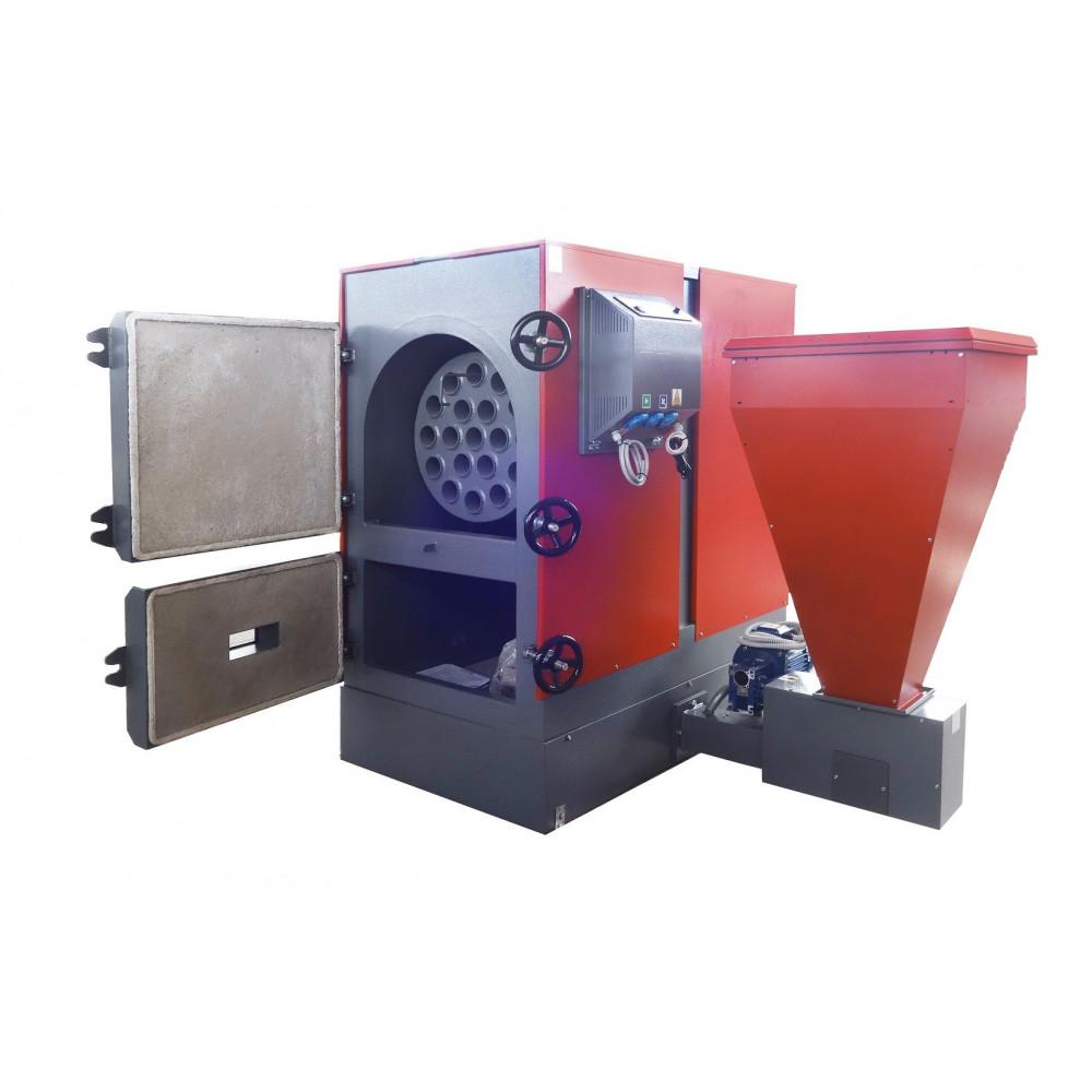 Автоматический угольно-пеллетный котел FACI 645 SSL/SSP