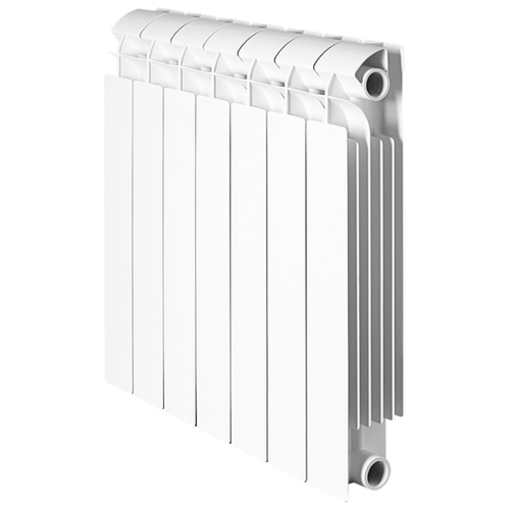 Биметаллический радиатор Global-Style Plus 500/ 6-секций
