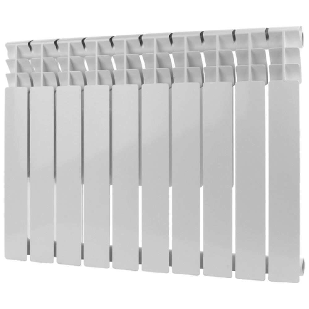 Биметаллический радиатор Rommer Optima 500/10-сек.