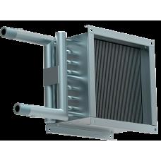 Водяной нагреватель воздуха Shuft WHC 150x150-2