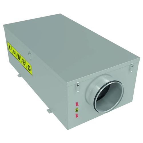 Приточная вентиляционная установка Shuft CAU 2000/3-W VIM
