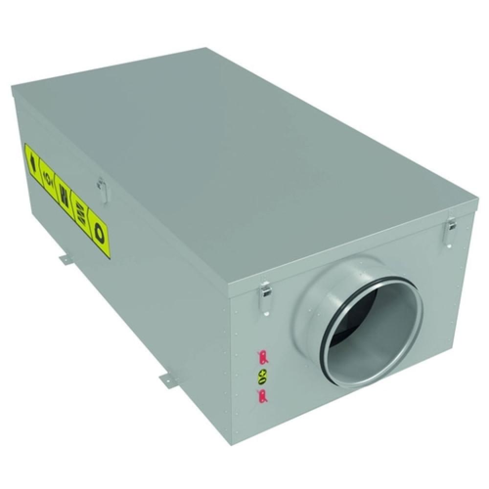 Приточная вентиляционная установка Shuft CAU 2000/3-12,0/3 VIM