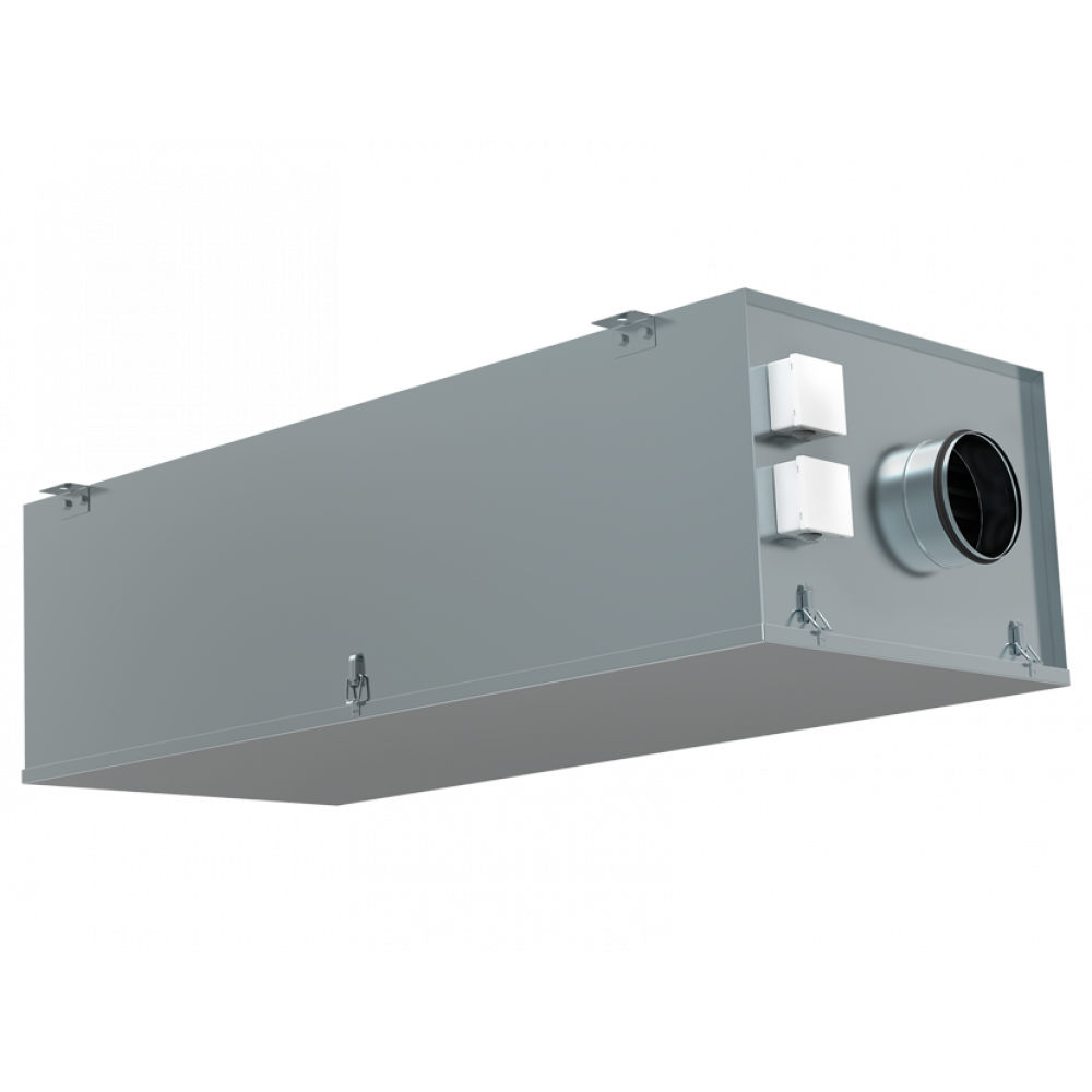 Приточная вентиляционная установка Shuft CAU 2000/3-5,0/2 VIM