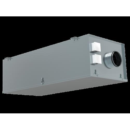 Приточная вентиляционная установка Shuft CAU 3000/1-6,0/2 VIM