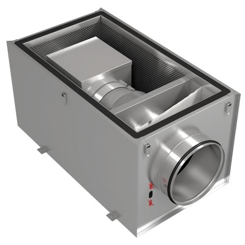 Приточная вентиляционная установка Shuft ЕСО 160/1-2,4/1-A