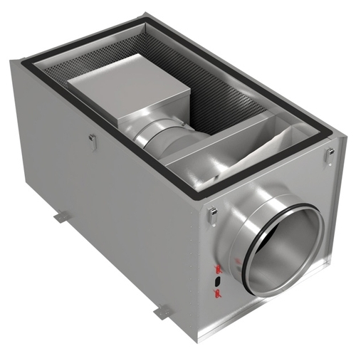Приточная вентиляционная установка Shuft ЕСО 250/1-9,0/3-A