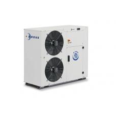 Компрессорно-конденсаторный блок Rhoss MCAEBY 109 со встроенной опцией FI10 (400В)